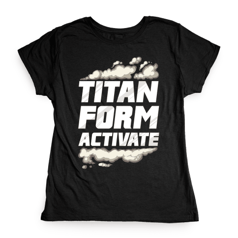 Titan Form Activate Womens T-Shirt