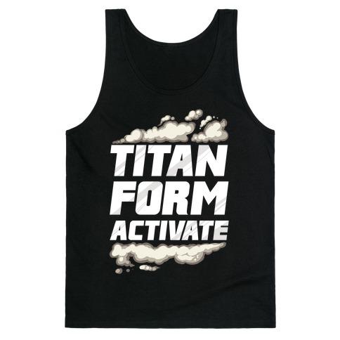 Titan Form Activate Tank Top