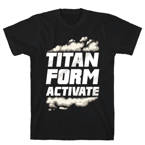 Titan Form Activate Mens T-Shirt