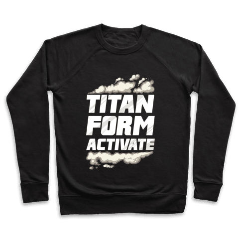 Titan Form Activate Pullover