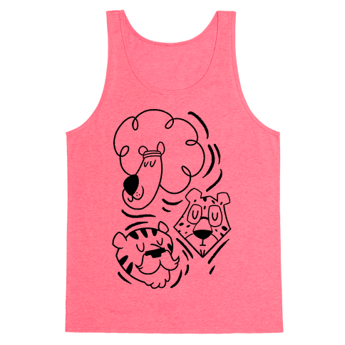 Cool Cats Tank Top