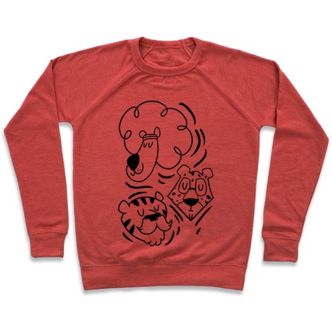 Cool Cats Pullover