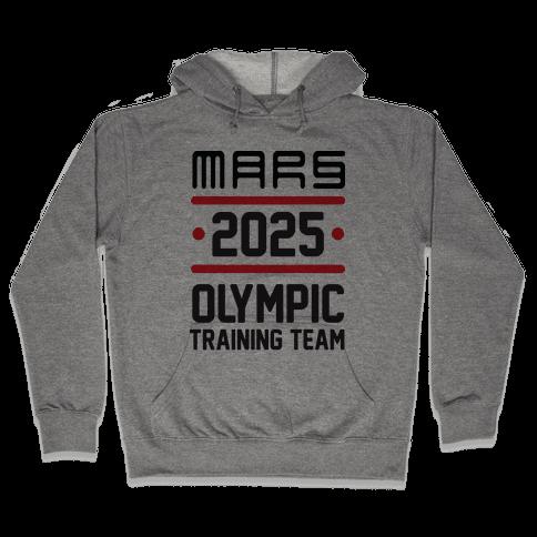 Mars Olympics Hooded Sweatshirt