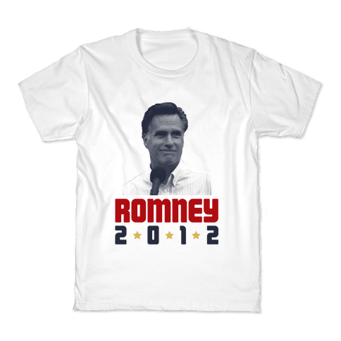 Romney for President! Kids T-Shirt