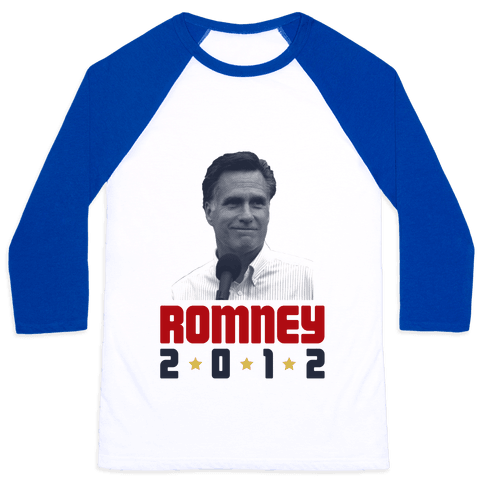 Romney for President! Baseball Tee