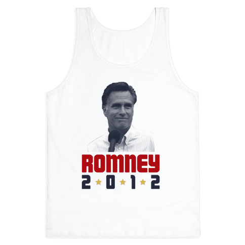 Romney for President! Tank Top