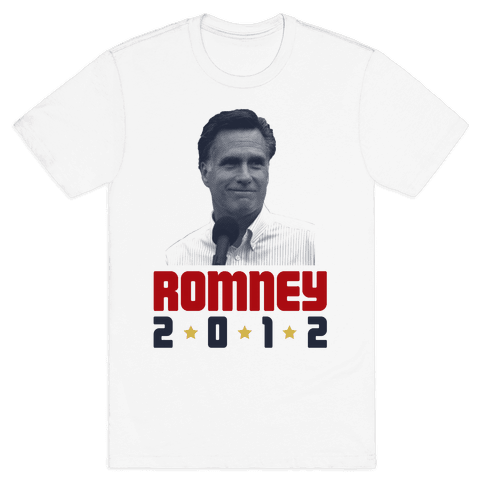Romney for President! Mens T-Shirt