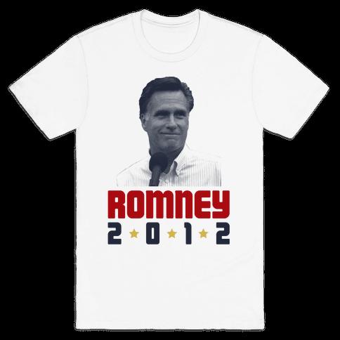 Romney for President! Mens T-Shirt