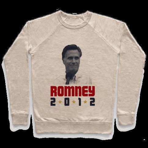 Romney for President! Pullover
