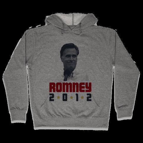 Romney for President! Hooded Sweatshirt