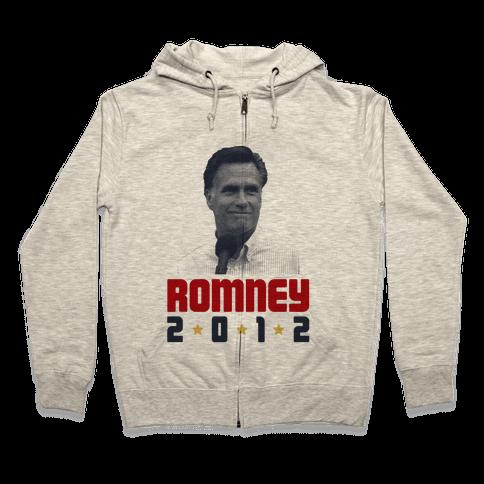 Romney for President! Zip Hoodie
