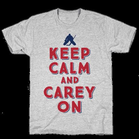 Keep Calm And Carey On