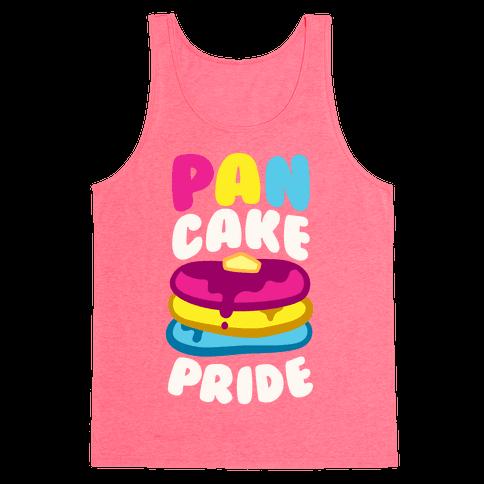 Pan Cake Pride Tank Top