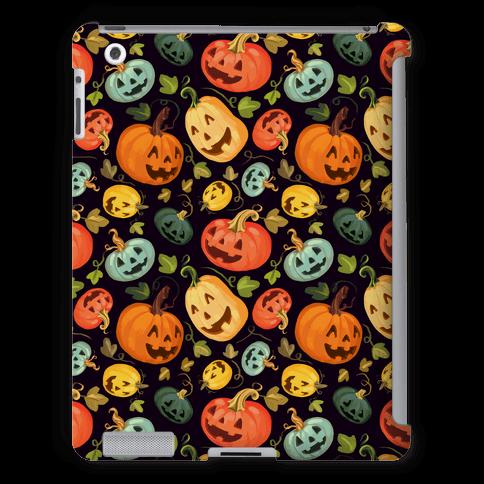 Happy Autumn Pumpkin Pattern