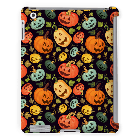 Happy Autumn Pumpkin Pattern
