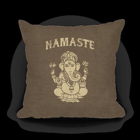 Namaste Pillow Pillow