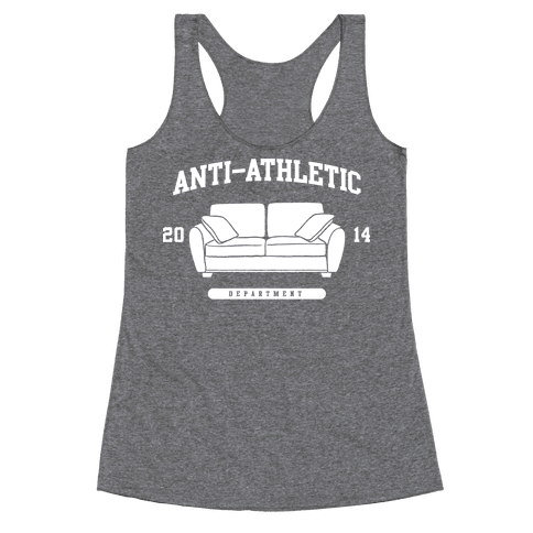 Anti Athletic Club Racerback Tank Top