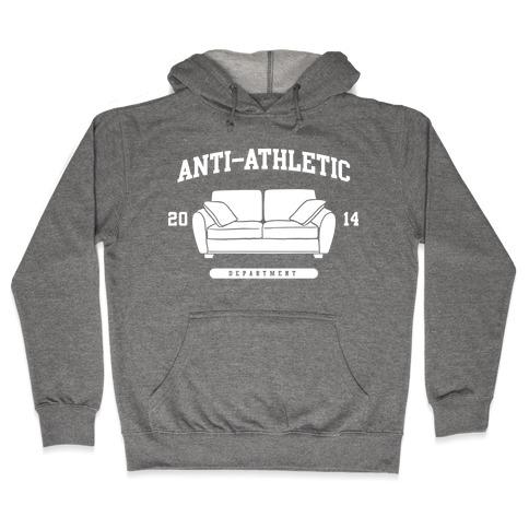 Anti Athletic Club Hooded Sweatshirt