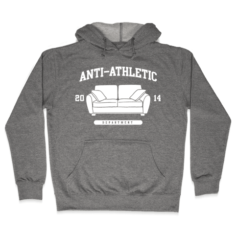 Anti Athletic Club Hooded Sweatshirt