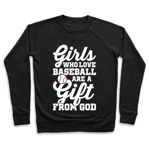 Girls Who Love Baseball Are A Gift From God