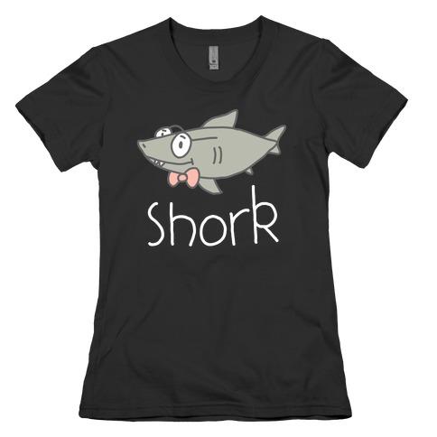 SHORK Womens T-Shirt