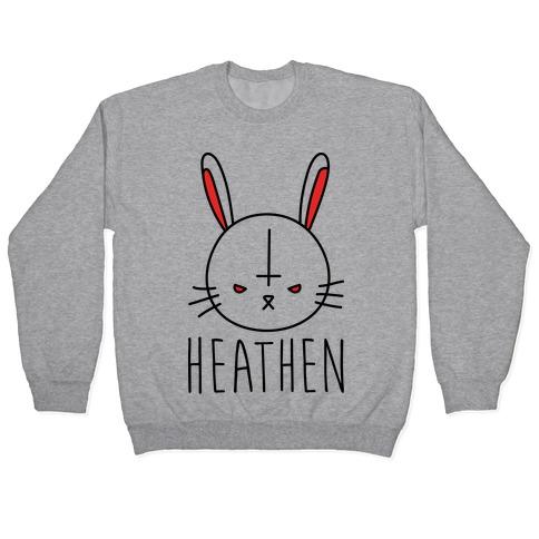 Heathen Easter Bunny Pullover