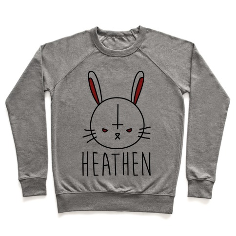 Heathen Easter Bunny Pullover