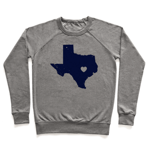 The Heart of Texas Pullover