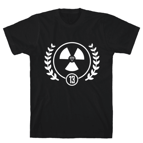 The Nuclear District Mens T-Shirt