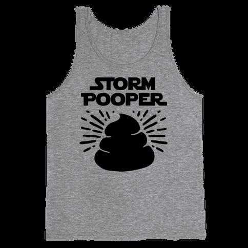 Stormpooper Tank Top