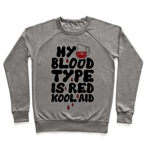 Kool Aid Blood Pullover