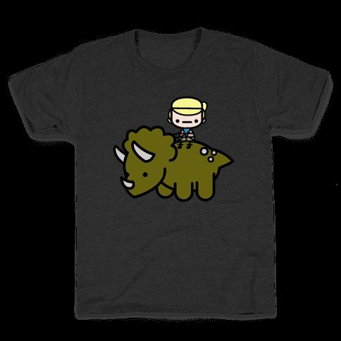 Dr.Sattler Kids T-Shirt