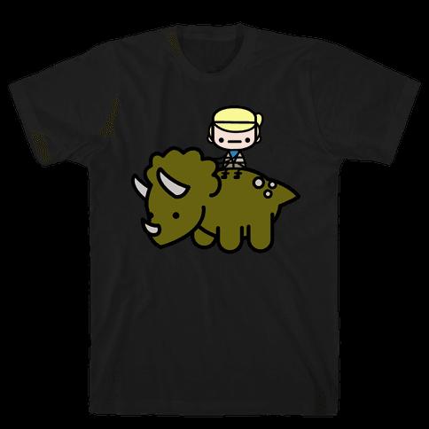 Dr.Sattler Mens T-Shirt