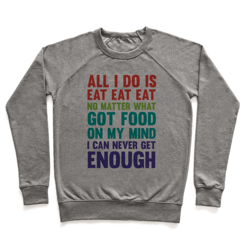 Eat Eat Eat Pullover