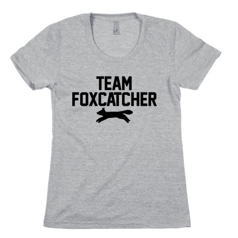 Team Foxcatcher Womens T-Shirt
