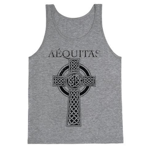 Aequitas Tank Top