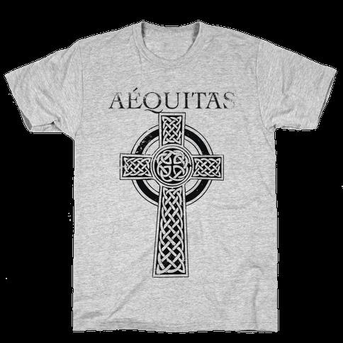 Aequitas Mens T-Shirt