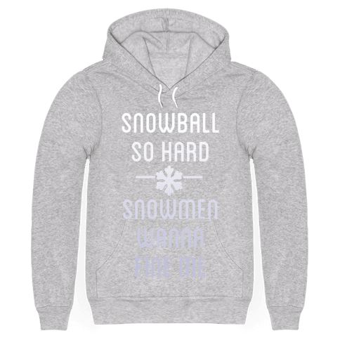 Snowball So Hard (Dark)