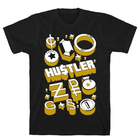 Game Money Hustler T-Shirt