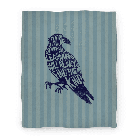 Those Of Wit And Learning Will Always Find Their Kind (Ravenclaw)
