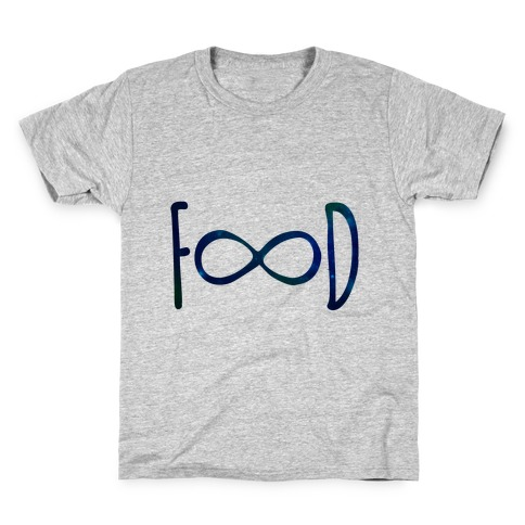 Food Infinity Kids T-Shirt
