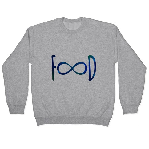 Food Infinity Pullover