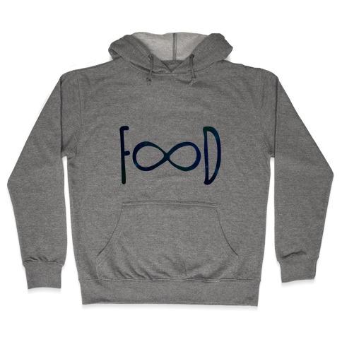 Food Infinity Hooded Sweatshirt