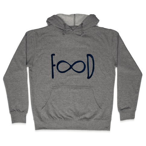 Food Infinity Hooded Sweatshirt