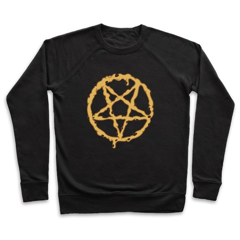 Cookie Dough Pentagram Pullover