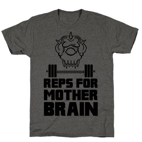 Reps For Mother Brain