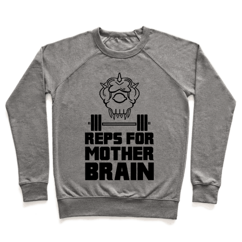 Reps For Mother Brain Pullover