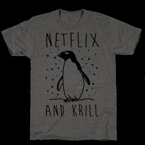 Netflix And Krill