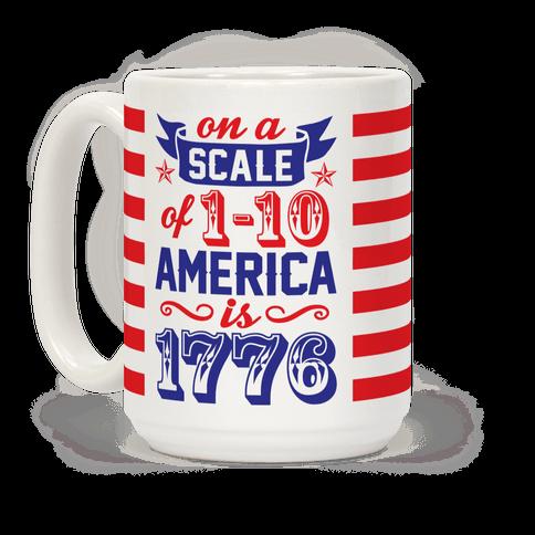America Is 1776