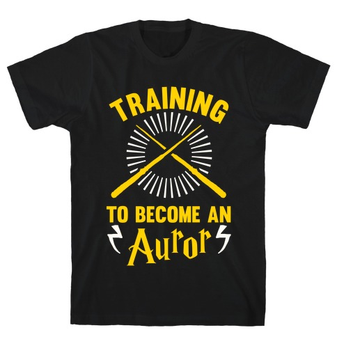 Training To Become An Auror T-Shirt